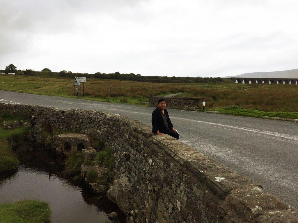 English countryside roads