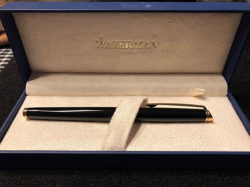 Pen in a box