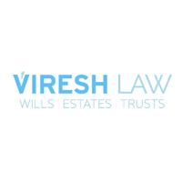 Viresh Law logo
