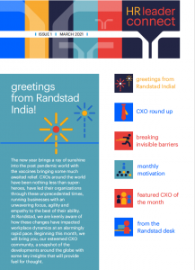 Randstad newsletter